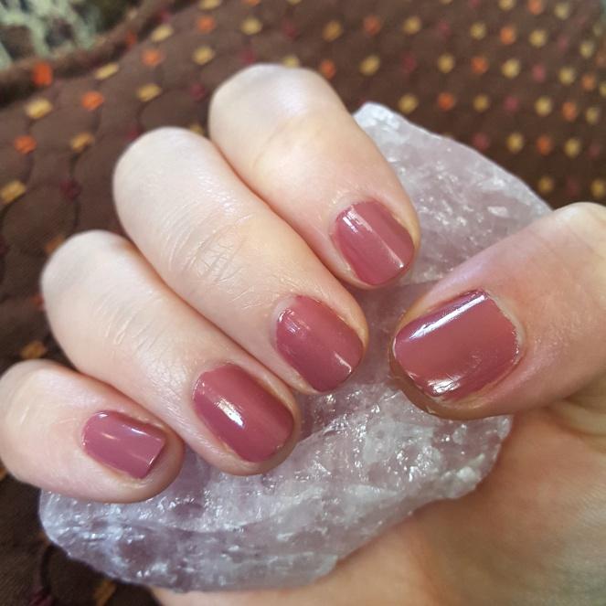 100 Percent Pure Nail Polish In Velveteen